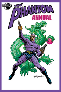 The Phantom Annual #1