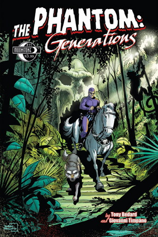 090. The Phantom Generations #11