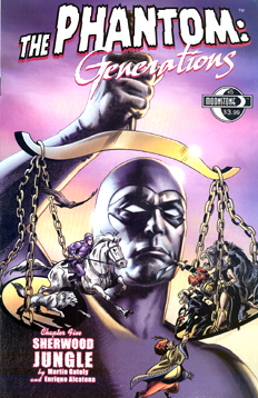 113. The Phantom: Generations #5