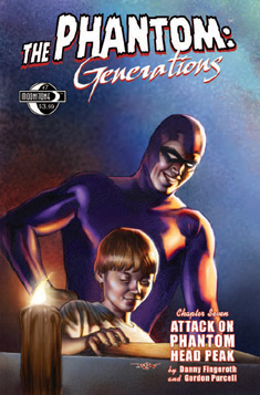 107. The Phantom: Generations #7