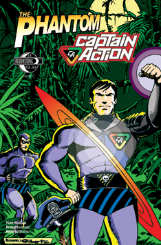 0995. Phantom-Captain Action #1C
