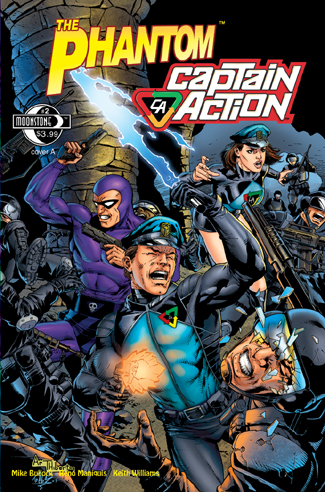 081. Phantom-Captain Action #2A