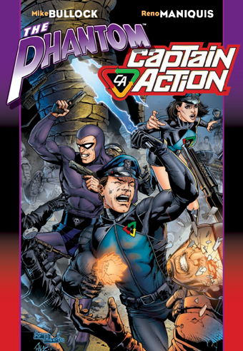 063.  Phantom-Captain Action HC (excl)
