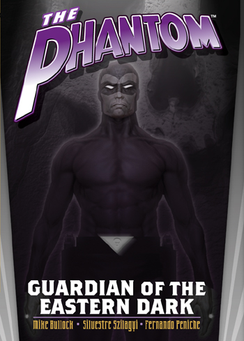 014. The Phantom: Guardian of the Eastern dark TPB