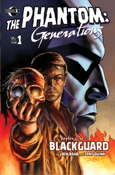128. The Phantom: Generations #1