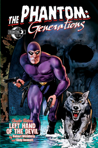 083. The Phantom Generations #13