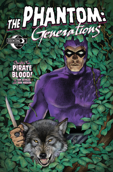 125. The Phantom: Generations #2