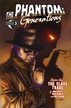 101. The Phantom: Generations #9