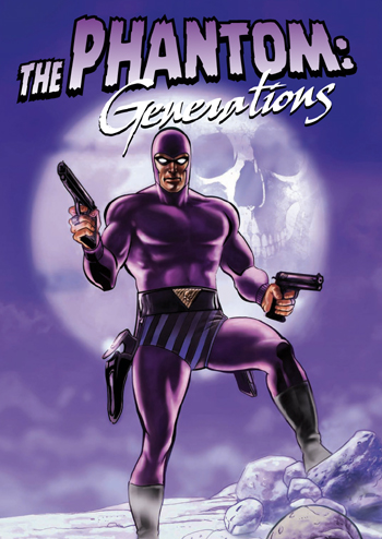 013. The Phantom Generations TPB