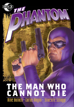 020. The Phantom: The Man Who Cannot Die TPB