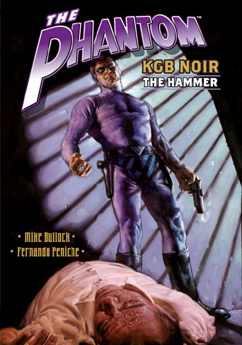 015. The Phantom: KGB Noir TPB