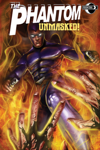 088. The Phantom Unmasked #1B