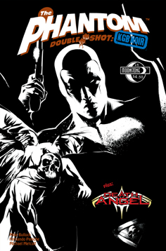 114. The Phantom: Double Shot KGB Noir #1