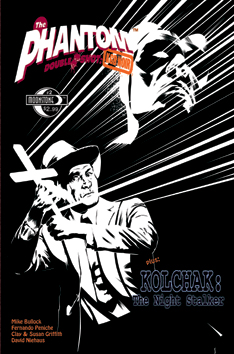 111. The Phantom: Double Shot KGB Noir #2