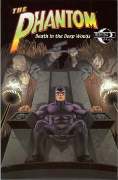022. The Phantom TPB: Death in the Deep Woods