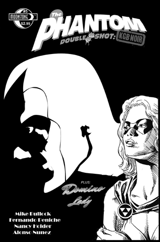 075. Phantom: Double Shot KGB Noir #5