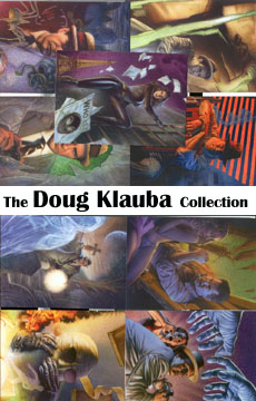 Postcard Set: the Doug Klauba collection