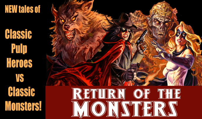 Return of the Monsters
