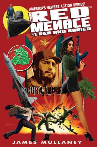 Red Menace: Red & Buried