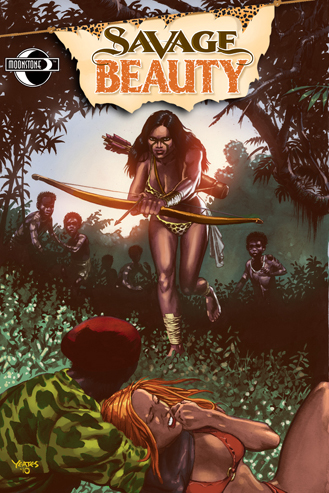 Savage Beauty #1(A)