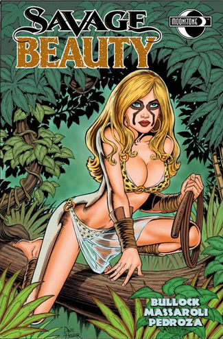 Savage Beauty #1(B)