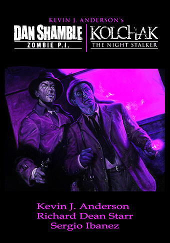 00. Kolchak: Dan Shamble exclusive HC