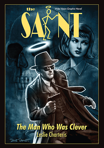 100. The Saint: The Man Who was Clever GN
