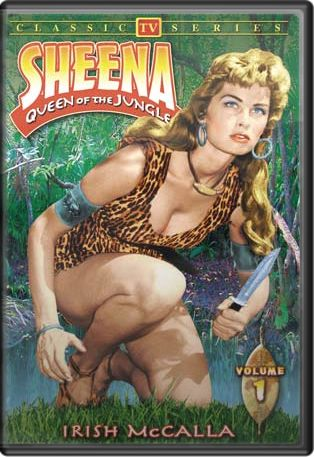Sheena vol.1 DVD