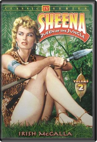 Sheena vol.2 DVD