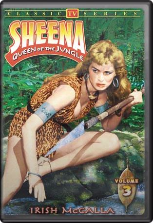 Sheena Vol.3 DVD
