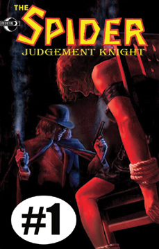 202. The Spider: Judgement Knight #1