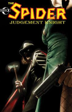 201. The Spider: Judgement Knight #2 (A)