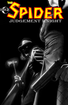 201. The Spider: Judgement Knight #2B