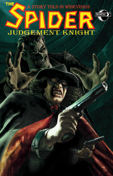 200. The Spider: Judgement Knight #3A