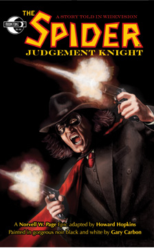 203. The Spider: Judgement Knight GN
