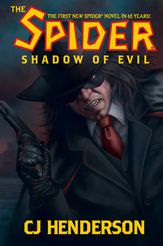 051. The Spider: Shadow of Evil HC