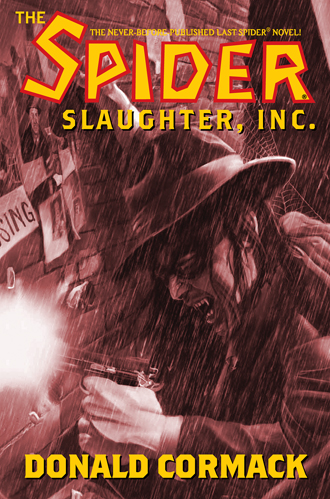 053. Spider: Slaughter, Inc.