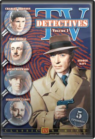 TV Detectives Vol.1 DVD
