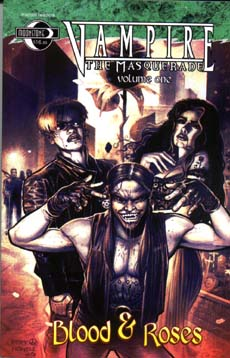 Vampire the Masquerade: TPB vol.1