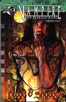 Vampire the Masquerade: TPB vol.2