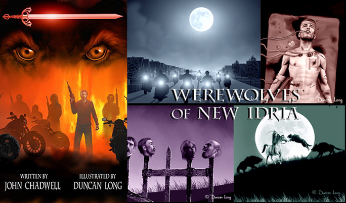 Werewolves of New Idria