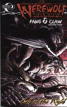 Werewolf the Apocalypse: Fang and Claw TPB vol.2