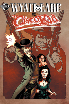 Wyatt Earp vs Cisco Kid: #1