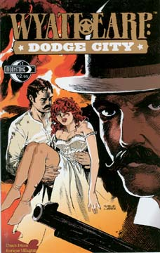 Wyatt Earp: Dodge City: #1