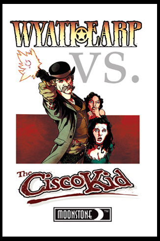104. Wyatt Earp vs Cisco Kid HC