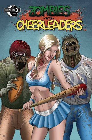 374. Zombies vs Cheerleaders #5(B)