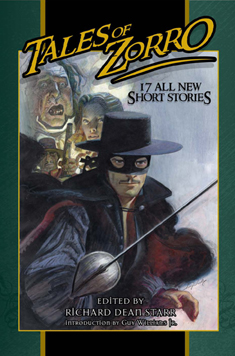 095. Zorro, Tales of HC signed & numbered