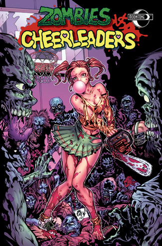 394. Zombies Vs Cheerleaders #2 (A)