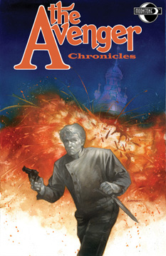 The Avenger: Chronicles (Dave Dorman cover)