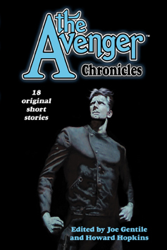 The Avenger: Chronicles (Peter Caras cover)